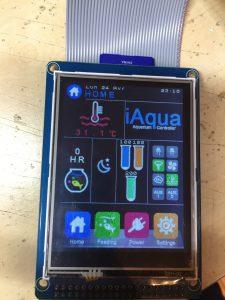 iAqua, le gestionnaire d'aquarium DIY