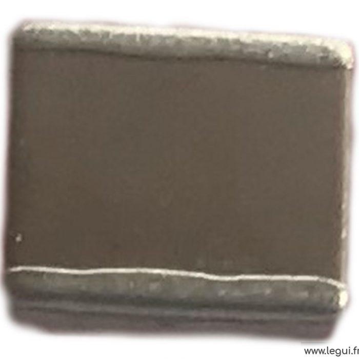 Condensateur CMS, 5,9x6,4mm